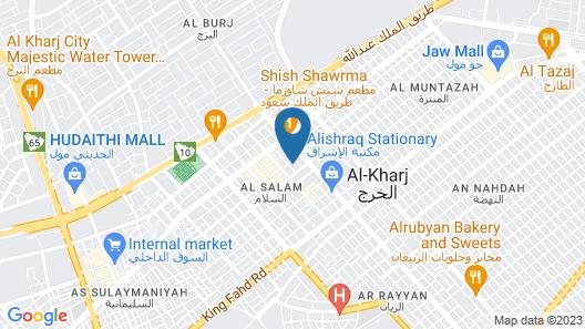 Adwaa Raffa 2 Map