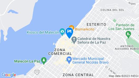 Hotel Miramar Map