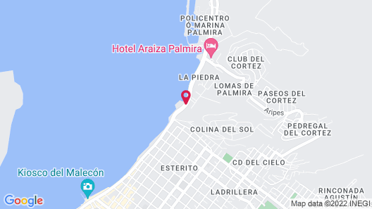 Club el Moro Hotel Suites Map