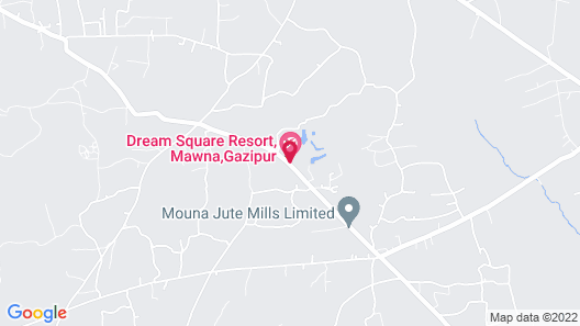 Dream Square Resort Map