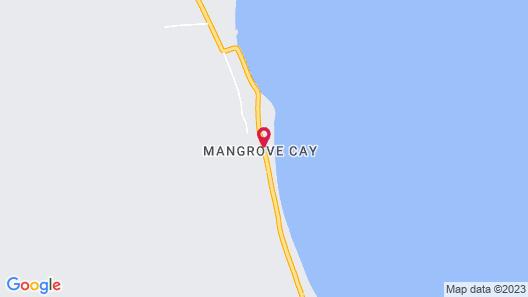 Swains Cay Lodge Map