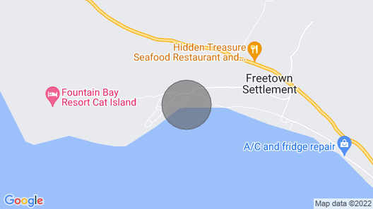 Charming, Quiet, Elegant, Beautiful, Modern, Luxury, Beachfront Map