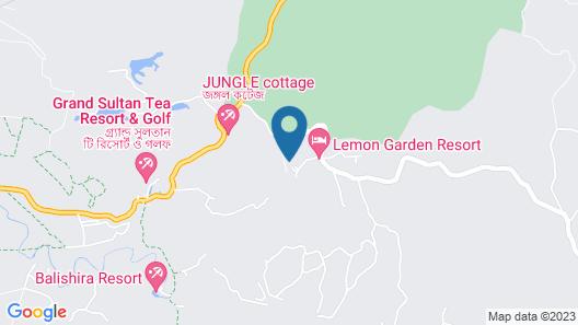 Lemon Garden Resort Map