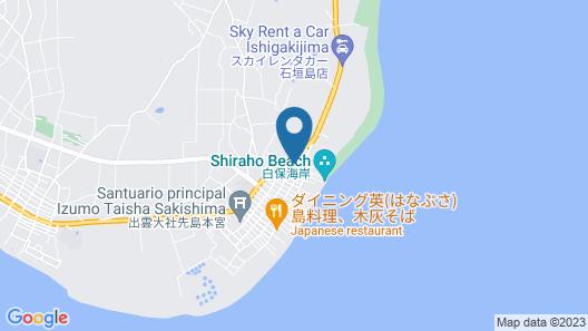 Shiraho friends house Map