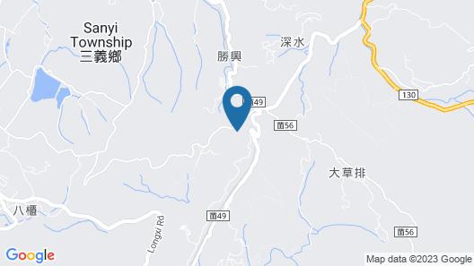 Fong Chou Cottage Map