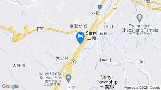 TungShiang Map