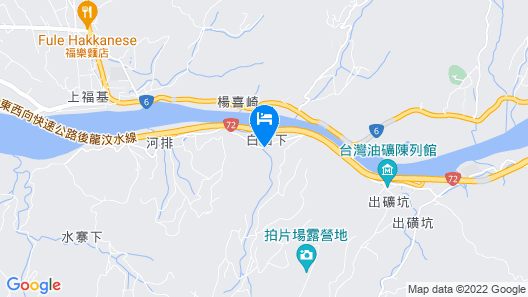 Sound Water Homestay Map