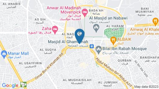 Diyar Al Madinah Map