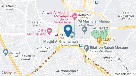 Mawaddah Al Taqwa Map