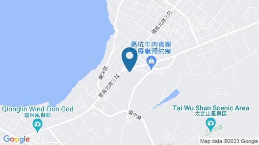 HAIFU GARDEN HOTEL Map