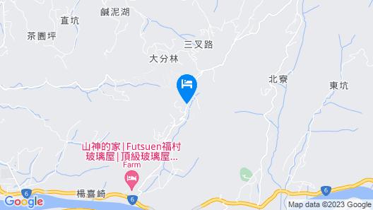 Tung Lodge - Miaoli Branch Map