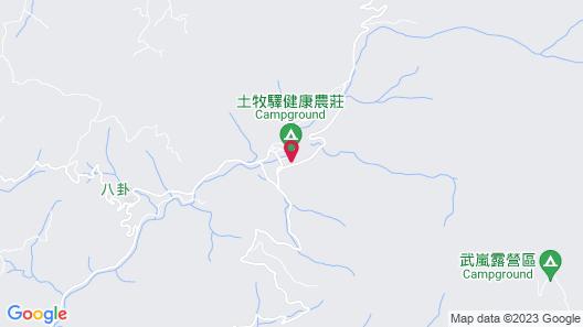 Tumuyi Farm Health Resort Map