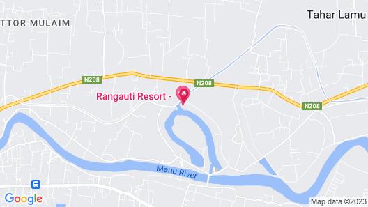 Rangauti Resort Map