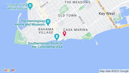 Santa Maria Suites Map