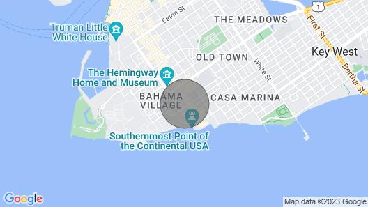 Duval Corner Summary: Map