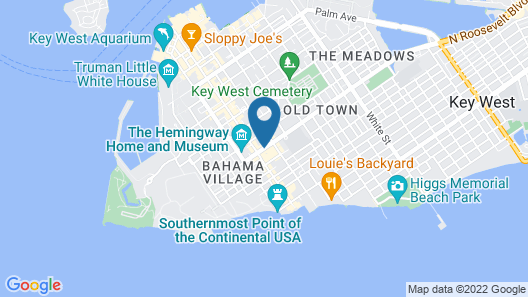 Old Town Suites Map