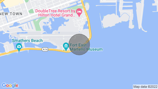 Last Minute Getaway! Hyatt Windward Pointe- Feb 8th to 15th, 2020 Map