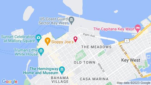 Eden House Map