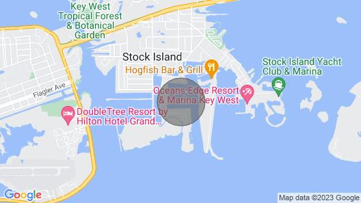 Yacht in Paradise: 5-Star Marina Resort with pools, bars & restaurants Map