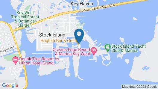 Safe Harbor Marina Map