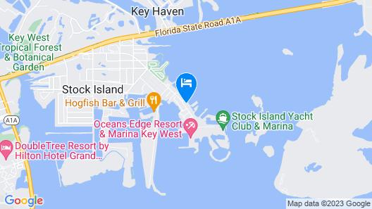 Luxurious House Boat - Casa Verità Map