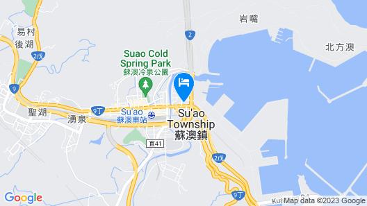 Suao Hotel Map
