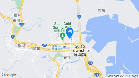 Motel Fabulous Map
