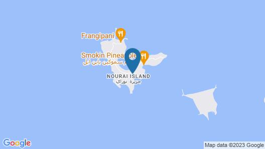 Airbetter - Nurai Luxury Sea Villa Map