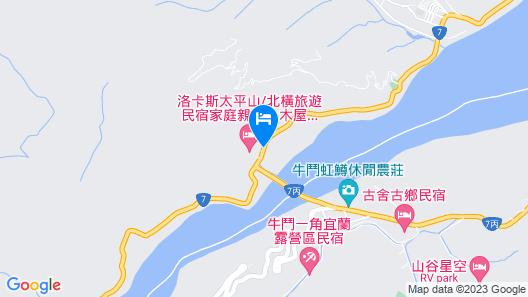 Locasu B&B Map