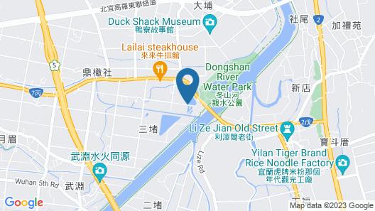 Beautiful Ilan Resort Map
