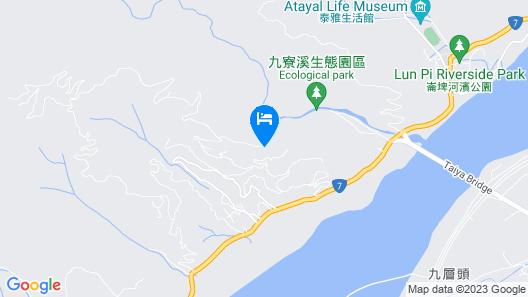 Hao Wang Jiao Homestay Map