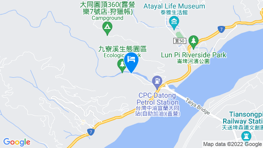 Xiang Lin Tea Homestay Map
