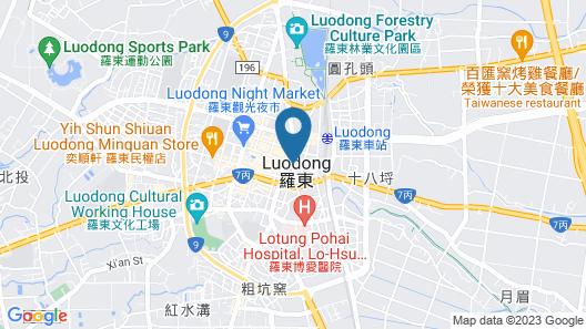 Home Inn Loudong Map