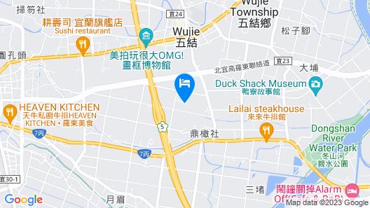 Tree House Map