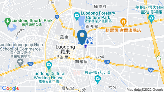 Hive Hotel Map