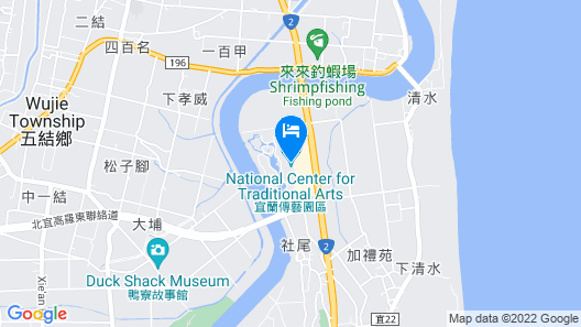 The Place Yilan Map