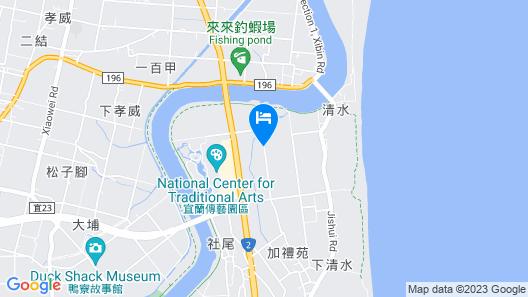 CrissCross Map