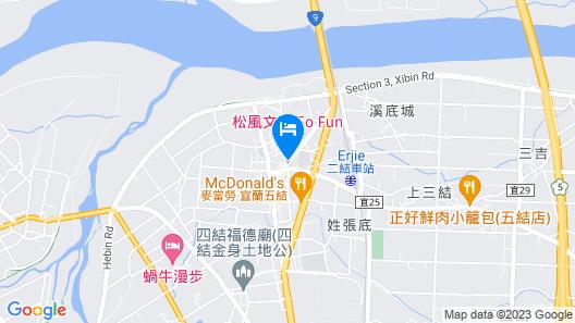 So Fun Hotel Map