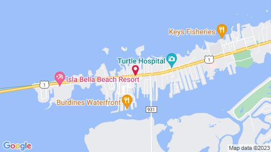 Bluegreen Vacations Hammocks at Marathon, an Ascend Resort Map