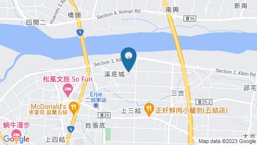 Aoka Gyoen Map
