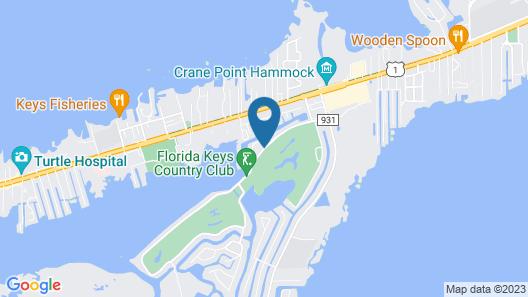 Skipjack Resort & Marina Map