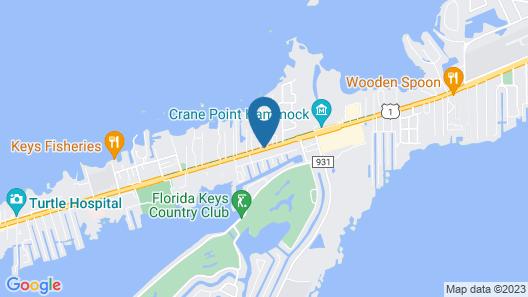 Sea Dell Motel Map