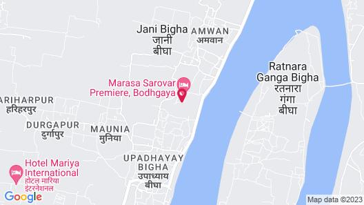 Marasa Sarovar Premiere Bodhgaya Map