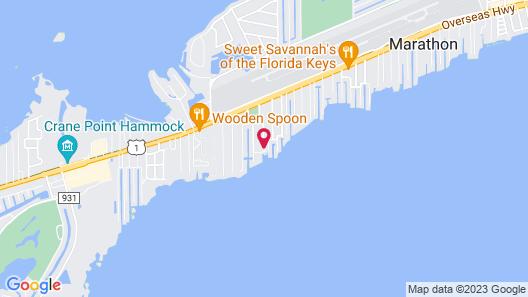Seascape Resort & Marina Map