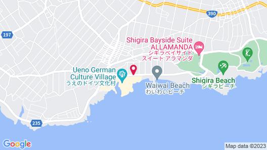 Hotel Breezebay Marina Map