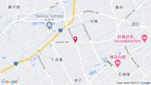 Aleex Villa Map