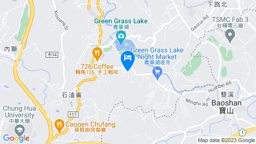 Golden Motel Map