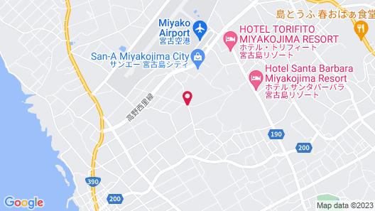 Miyakojima Pension light-mother Map