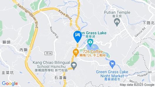 Lakeshore Hotel Map