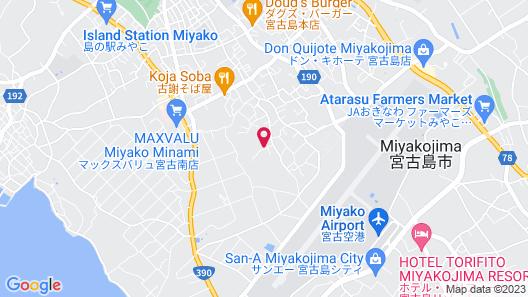 Ecot Shimozato 1 Map
